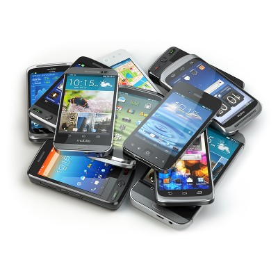 The Top 5 Smartphones on the Market Today, Vol. 1
