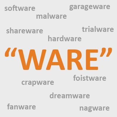 """Tech Term: What are All These """"-Wares?"""""""
